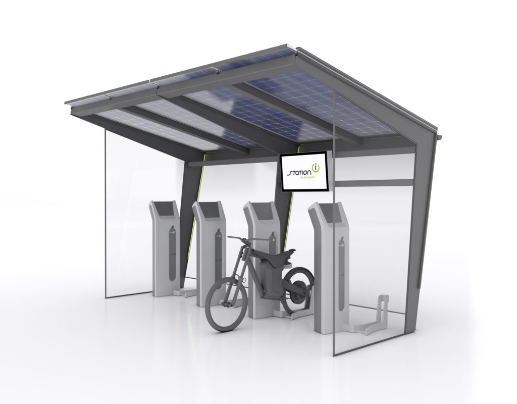ᐅ Planungsbeispiel Die E Bike Ladestation